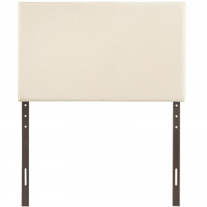Region Twin Upholstered Headboard, Ivory by Modway Furniture