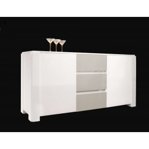 Natalia Lacquer Buffet by Sharelle Furnishings