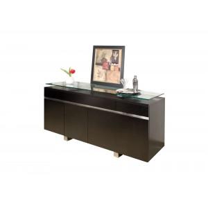 Novo Wood Dining Room Set by Sharelle Furnishings