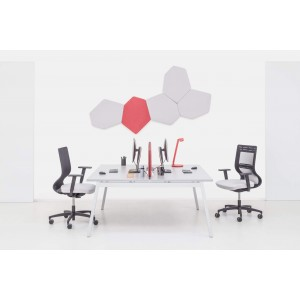Bazalto Wall Panel by MDD Office Furniture