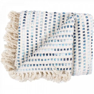 Satri Cotton/Acrylic Throw by MOE'S