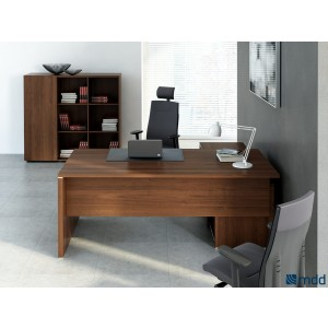 Quando Executive Composition 2, Lowland Nut by MDD Office Furniture