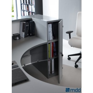 VALDE Reception Desk  by MDD Office Furniture