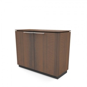 Status Low Office Storage Unit by MDD Office Furniture
