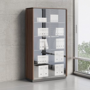Status 5OH Tall Office Storage Unit by MDD Office Furniture