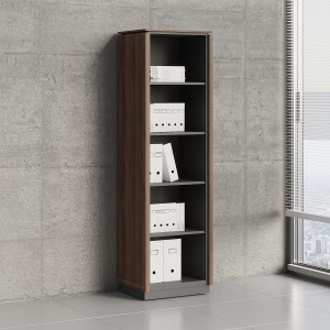 Status 5OH Tall Office Bookcase by MDD Office Furniture