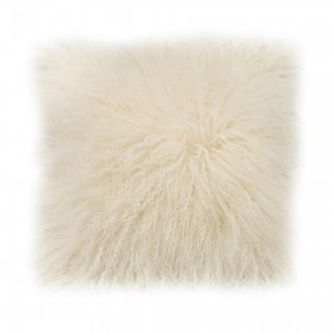 Lamb Fur Pillow, Small Size by MOE'S