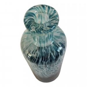 Milford Glass Vase by MOE'S