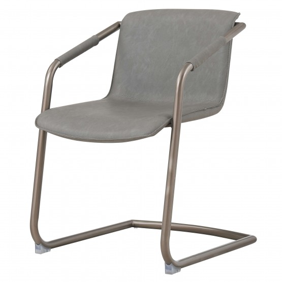 Indy PU/Plywood/Iron Side Chair photo