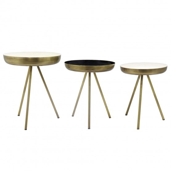 Dane KD Side Table, Set of 3 photo