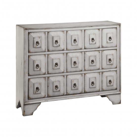 Mohala 3-Drawer Chest photo