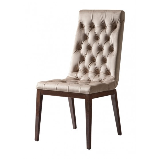 Volare Fabric Tufted Side Chair photo