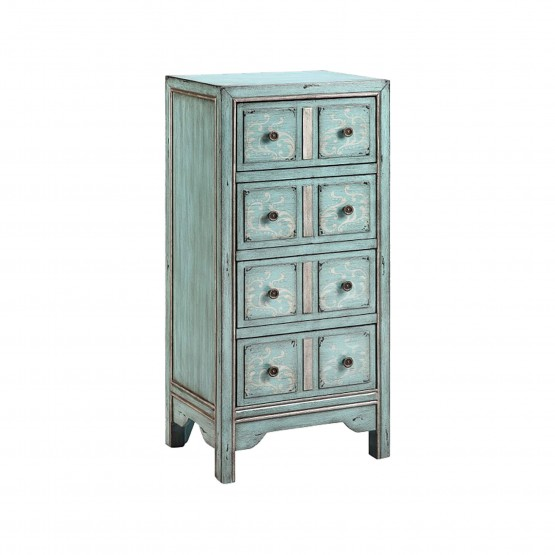 Evelyn 4-Drawer Chest photo