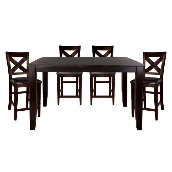 Crown Point Classic Counter Dining Room Set photo