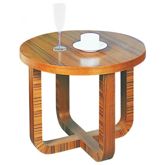Olive End Table photo