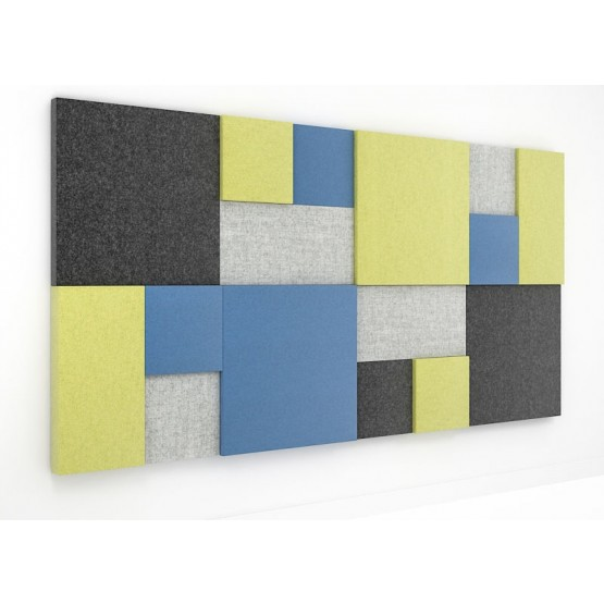 Modus Customizable Sound Absorbing Wall Panels photo