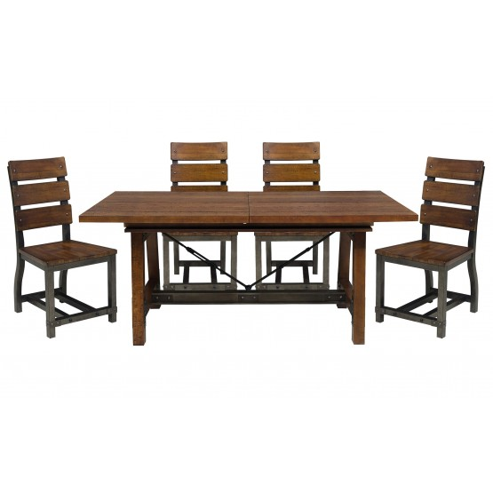Holverson Industrial Dining Room Set photo