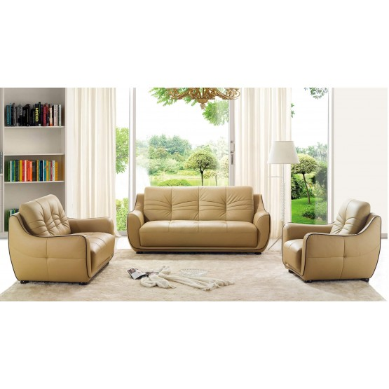 2088 Leather/Eco-Leather Living Room Set photo