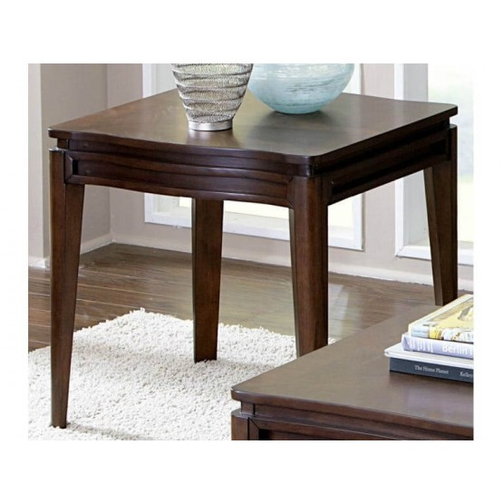 Kasler Wood End Table photo