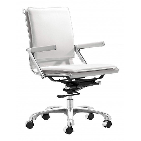 Lider Plus Leatherette Adjustable Height Office Chair photo