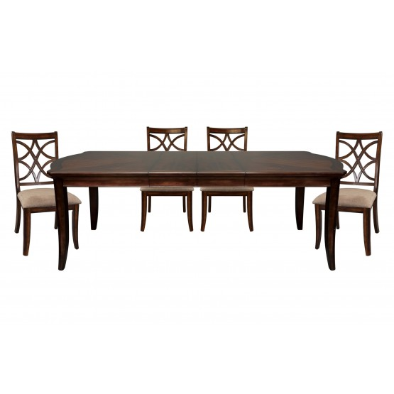 Keegan Classic Dining Room Set, Composition 1 photo