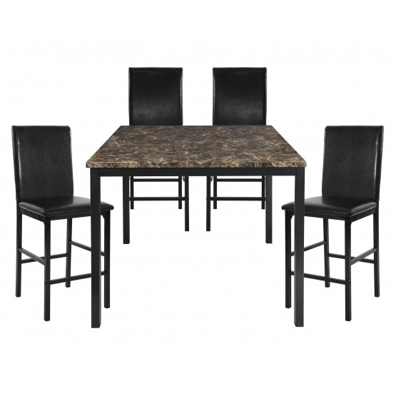 Tempe Transitional Counter Dining Room Set photo