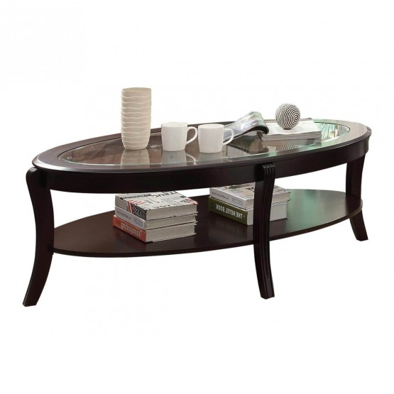 Pierre Glass Coffee Table photo
