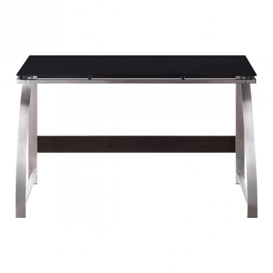 Tioga Stainless Steel Writing Desk photo