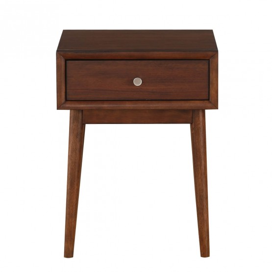 Frolic Wood End Table photo
