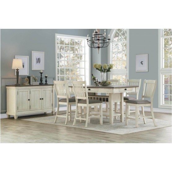 Granby Traditional Counter Height Dining Room Set photo
