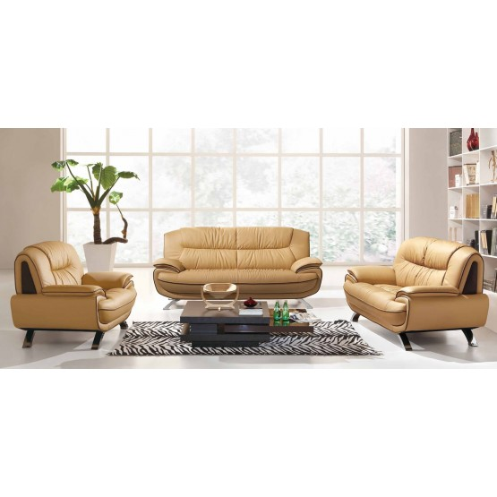 405 Leather/Eco-Leather Living Room Set photo