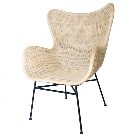 Nasiba KD Rattan Arm Chair photo