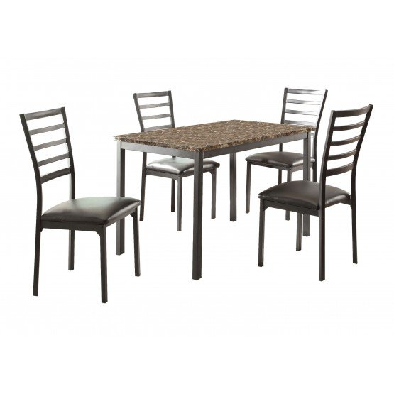 Flannery Transitional Dining Room Set photo