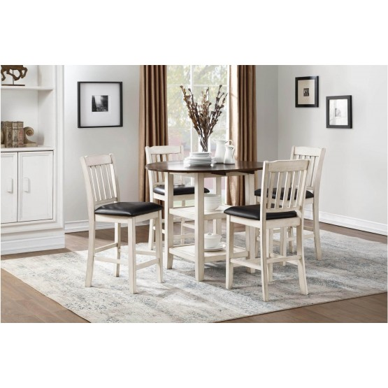 Kiwi Rustic Counter Dining Room Set photo