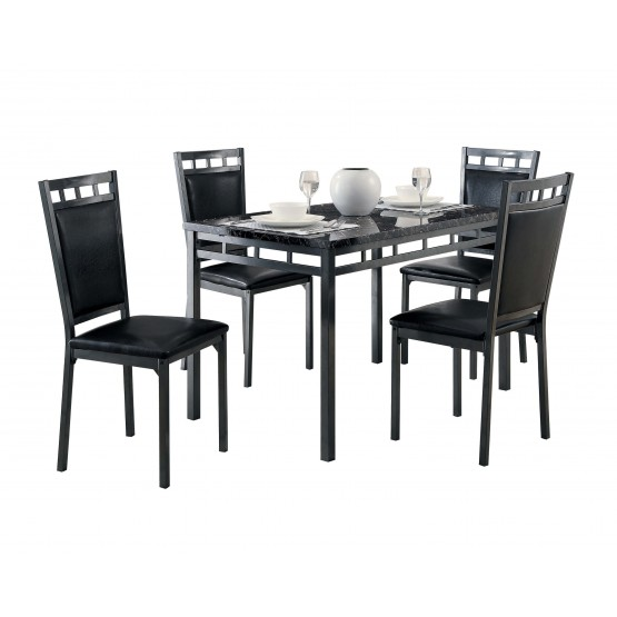 Olney Classic Dining Room Set (Table + 4 Chairs) photo