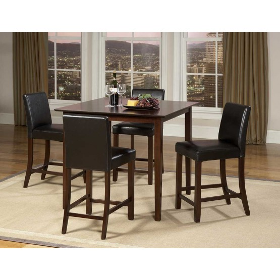 Weitzmenn Transitional Counter Dining Room Set photo