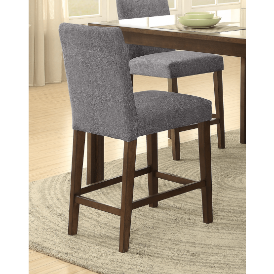 Fielding Transitional Fabric Counter Height Chair photo