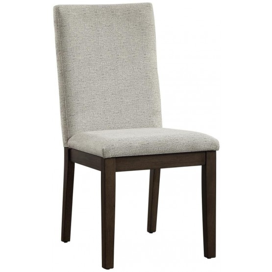 Ibiza Modern Fabric Dining Side Chair photo