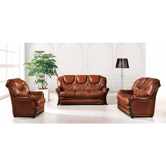 67 Leather Living Room Set photo