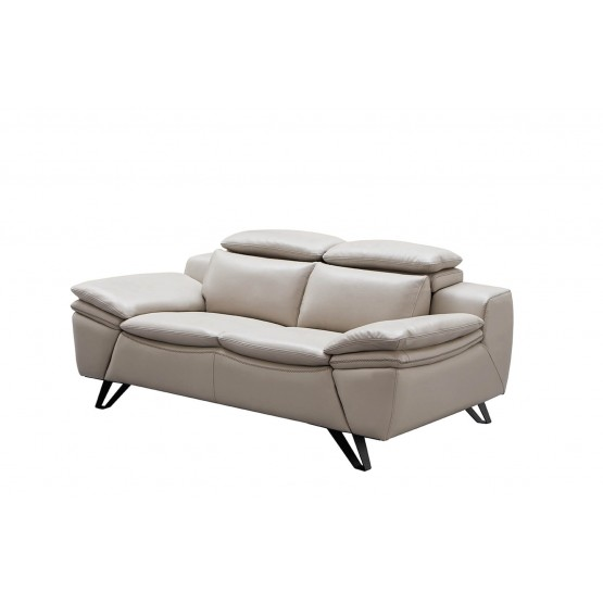 973 Leather/Eco-Leather Loveseat photo