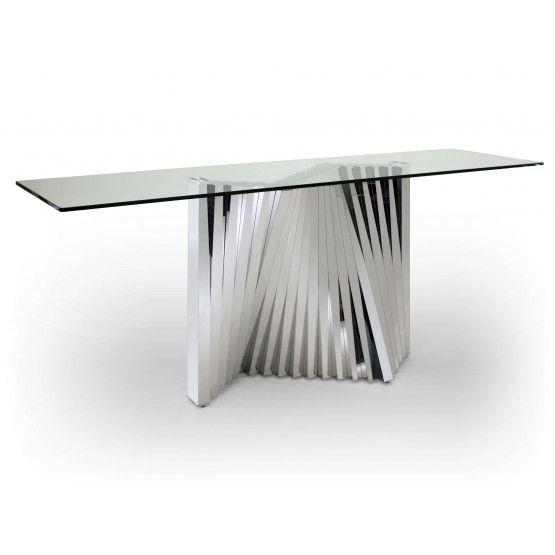 Ace Glass Console Table photo