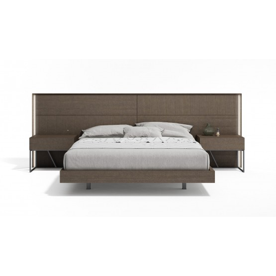 Almada Wood Bed photo