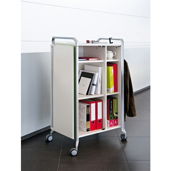 On Time 23 Mobile Storage Cabinet w/Castors photo