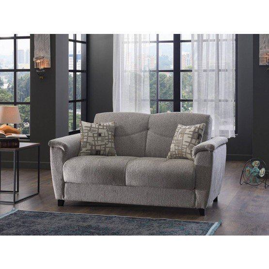 Aspen Storage Sleeper Loveseat photo
