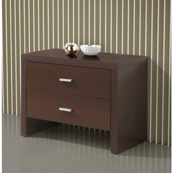 Regina Wood Nightstand photo