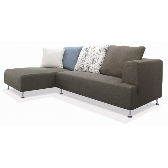 Blossom Sectional w/Pillow, Left Arm Chaise Facing photo