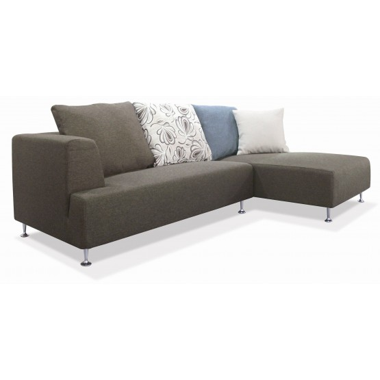 Blossom Sectional w/Pillow, Right Arm Chaise Facing photo
