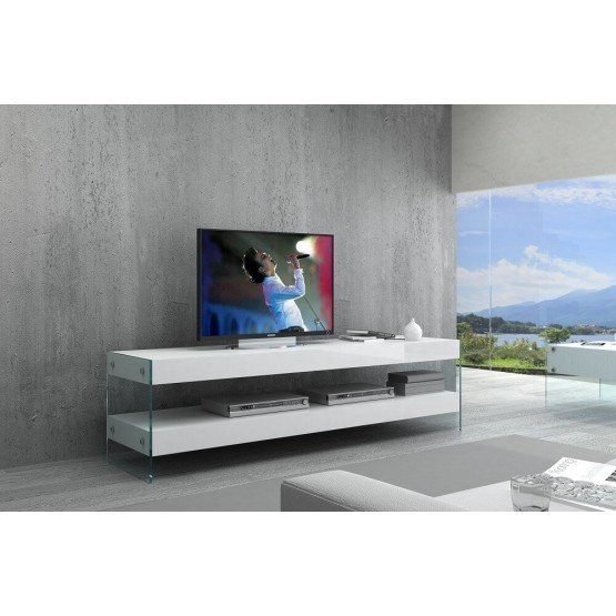 Cloud Modern TV Base for TVs up to 72