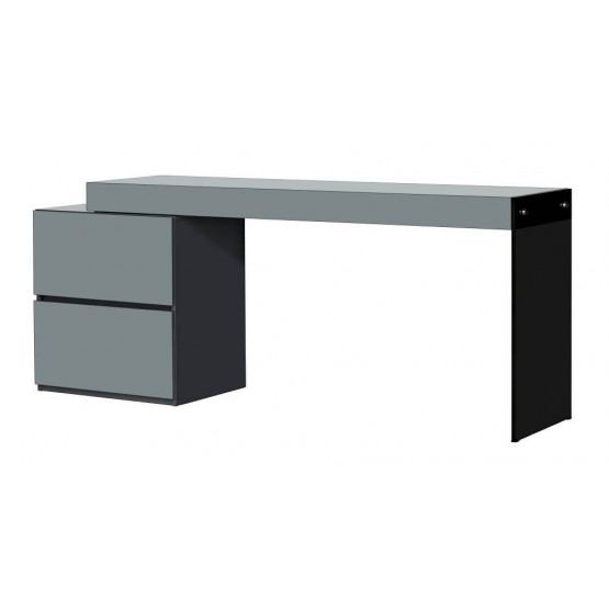 Coach Modern Office Desk with Storage Drawers photo