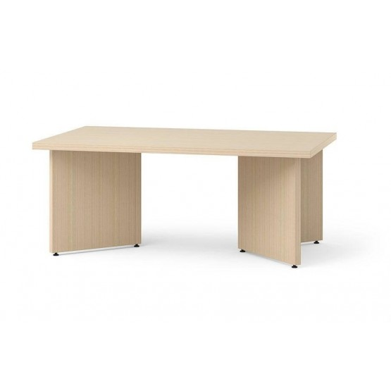 Optima Rectangular Office Coffee Table photo